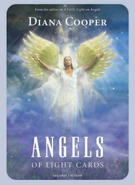 Angels of Light (Cards) by Diana Cooper