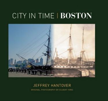 City In Time - Boston by Jeffrey Hantover