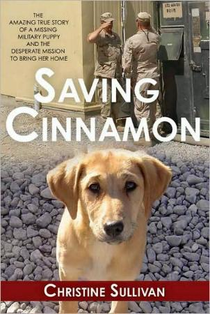 Saving Cinnamon by Christine Sullivan
