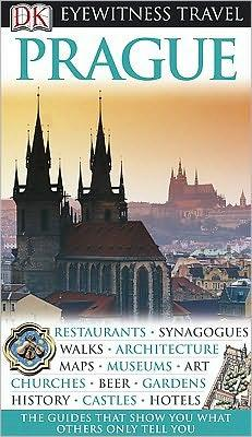 Eyewitness Travel Prague