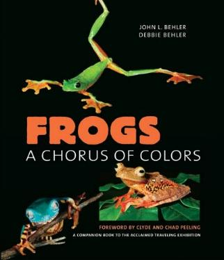 Frogs - A Chorus of Colors by John L. Behler and Deborah A. Behler