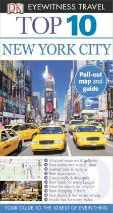 Eyewitness Travel Top 10 New York by Eleanor Berman