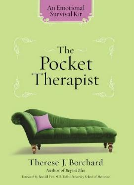 The Pocket Therapist by Therese J. Borchard
