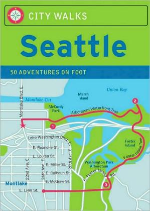 City Walks: Seattle (Cards) - 50 Adventures on Foot by Ingrid Emerick