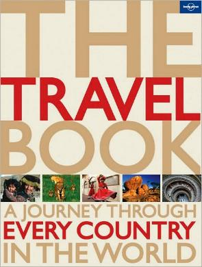The Travel Book - A Journey Through Every Country in the World form Lonely Planet