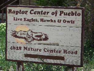 Raptor Center of Pueblo, Colorado